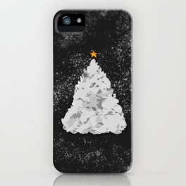 Holliday iPhone Case