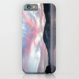 Silent Witness at Sunrise iPhone Case