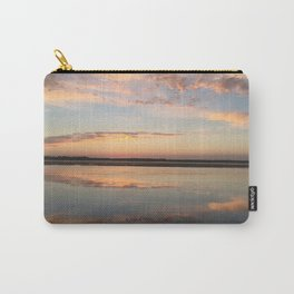 Tillamook Bay, Oregon Sunset Carry-All Pouch