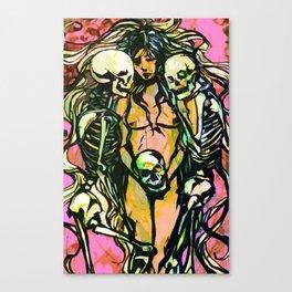 Eventuality Canvas Print