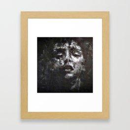 M.S. (no. 3) Framed Art Print