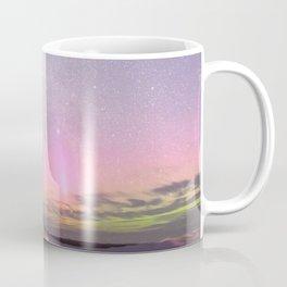 The Aurora Australis - Western Australia Coffee Mug