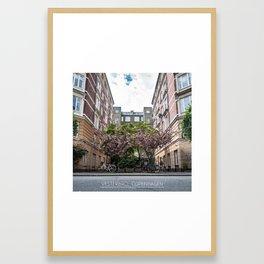 Vesterbro, Copenhagen Framed Art Print