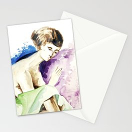 Woman No.1 Stationery Cards
