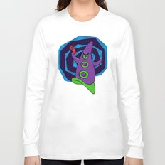 Taking On The World. Long Sleeve T-shirt