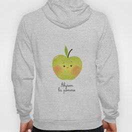 Alyson la pomme Hoody
