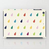 xbox iPad Cases featuring Raindrops by Cute Cute Cute