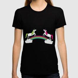 Unicorns & Rainbows, Oh My! T-shirt