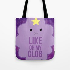 Like OH MY GLOB. Tote Bag