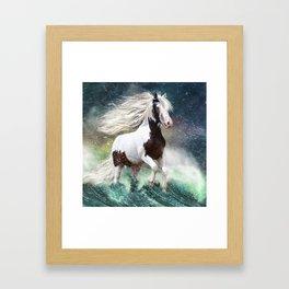 Gypsy Wild Framed Art Print