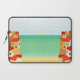 Spanish vacations Laptop Sleeve