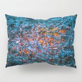 Water Color - Orange Pillow Sham