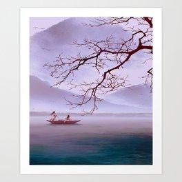 JOURNEY - 6218/1 Art Print