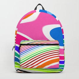 Party eye Backpack