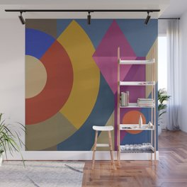 Mutt's Nuts FOUR Square Wall Mural