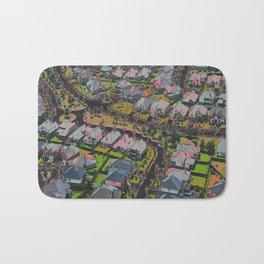 Urban Sprawl Bath Mat
