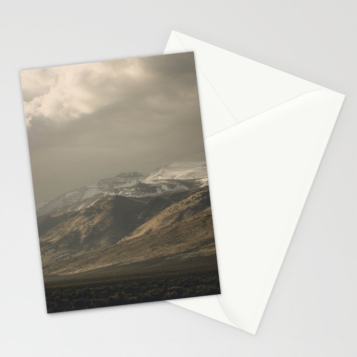 Out the Car Window Stationery Cards