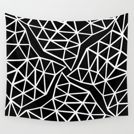 Seg Colide Wall Tapestry