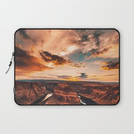 horse shoe bend canyon Laptop Sleeve