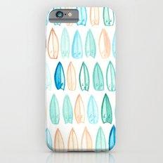 #91. DENNIS (Surfboards) iPhone 6s Slim Case