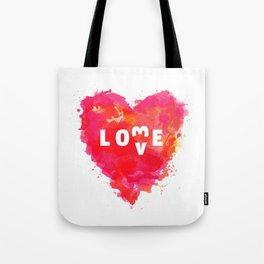 Love is like... Tote Bag
