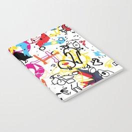 Look Closer Notebook
