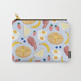 Breakfast Food Carry-All Pouch