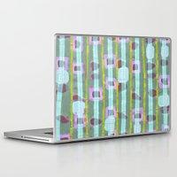 bamboo Laptop & iPad Skins featuring bamboo by Pink Pagoda Studio / Barbara Perrine Chu