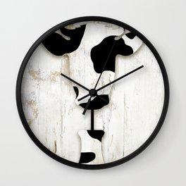 Fresh Dairy Wall Clock