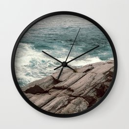 Until The End Wall Clock