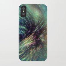 Bischon Flower Slim Case iPhone X
