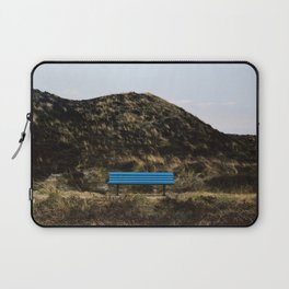 Blue relaxation Laptop Sleeve