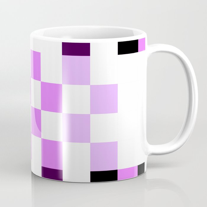 Candy Pixel Coffee Mug