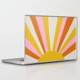 sunshine state of mind Laptop & iPad Skin