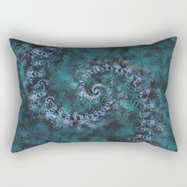 From Infinity - Ocean Rectangular Pillow