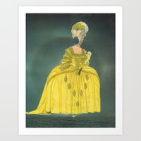 See the Storm Art Print