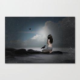 solitary confinement  Canvas Print