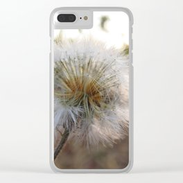 Wish flower #2 Clear iPhone Case