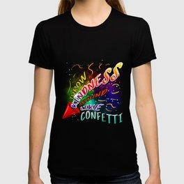 Throw Kindness Around Like Confetti Anti-Bullying T-shirt