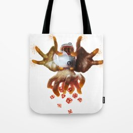 The Human Tote Bag