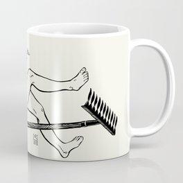 Different Approach Coffee Mug