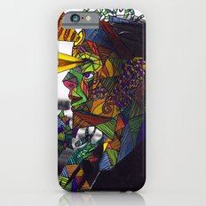 Psychoactive Bear 8 iPhone 6s Slim Case