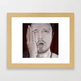 Pinkman Framed Art Print