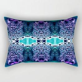 Alien Bloom #2 Rectangular Pillow