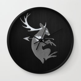 To the Core Wall Clock