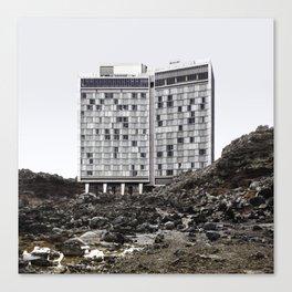 Misplaced Series - Standard Hotel Canvas Print