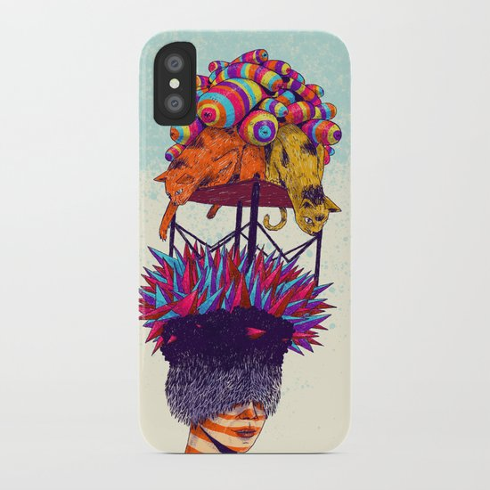 Full head iPhone Case