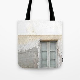 Grunge Window Tote Bag