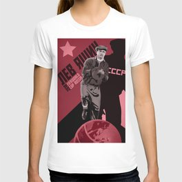 Lev Yashin - the greatest goalkeeper in the history of the game T-shirt