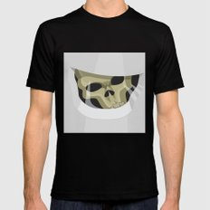 Impossible Astronaut - Doctor Who Mens Fitted Tee Black MEDIUM